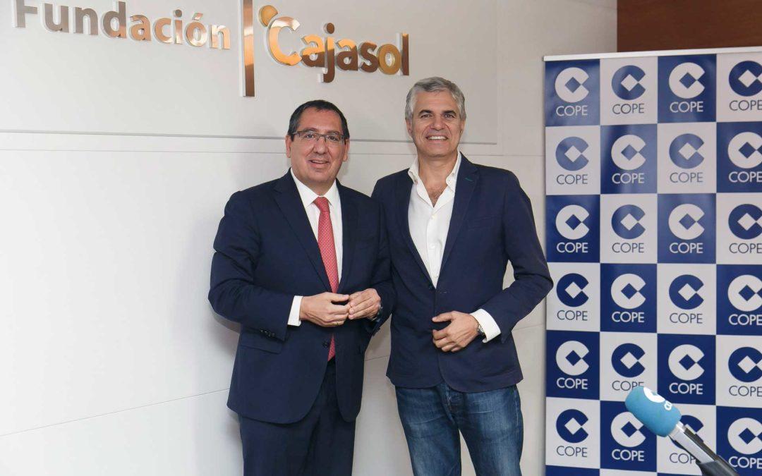 """Antonio Pulido: """"Intentamos estar en las pequeñas cosas del día a día del ciudadano en toda Andalucía"""""""