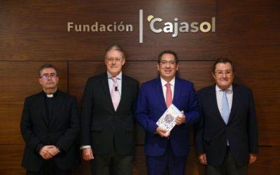 Presentación del libro 'Hermandades 360º' en la Fundación Cajasol