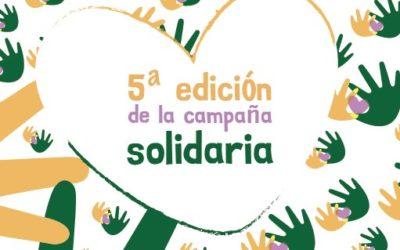 Andaluces Compartiendo celebra su quinto año de vida en una Gala Solidaria con todos sus colaboradores
