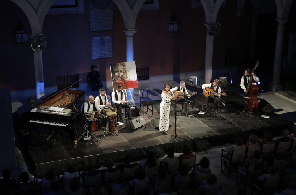 Argentina y su disco 'La vida del artista', inmejorable apertura del ciclo de otoño de 'Jueves Flamencos' en la Fundación Cajasol