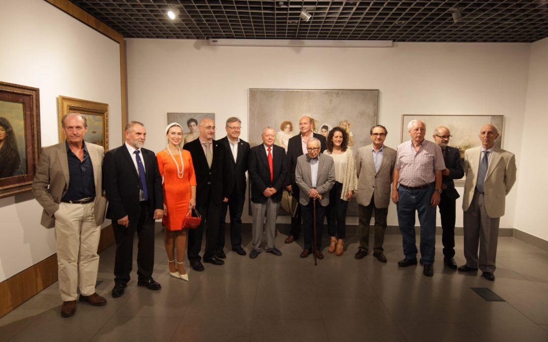 'Homenaje a Cántico' en Córdoba con la Fundación Cajasol y la Real Academia de Córdoba