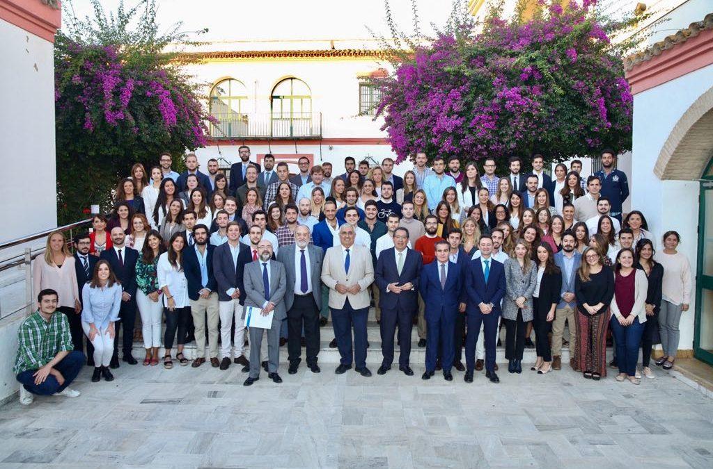 Apertura del Curso Académico 2017-2018 en el Instituto de Estudios Cajasol