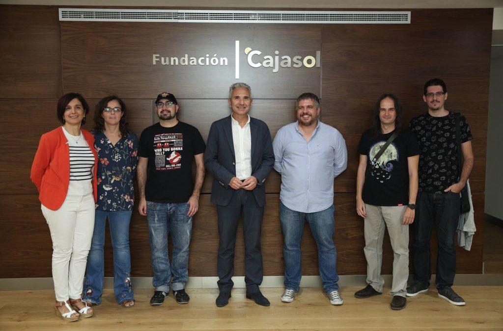 Emprendimiento y videojuegos en 'Ready player one' desde la Fundación Cajasol