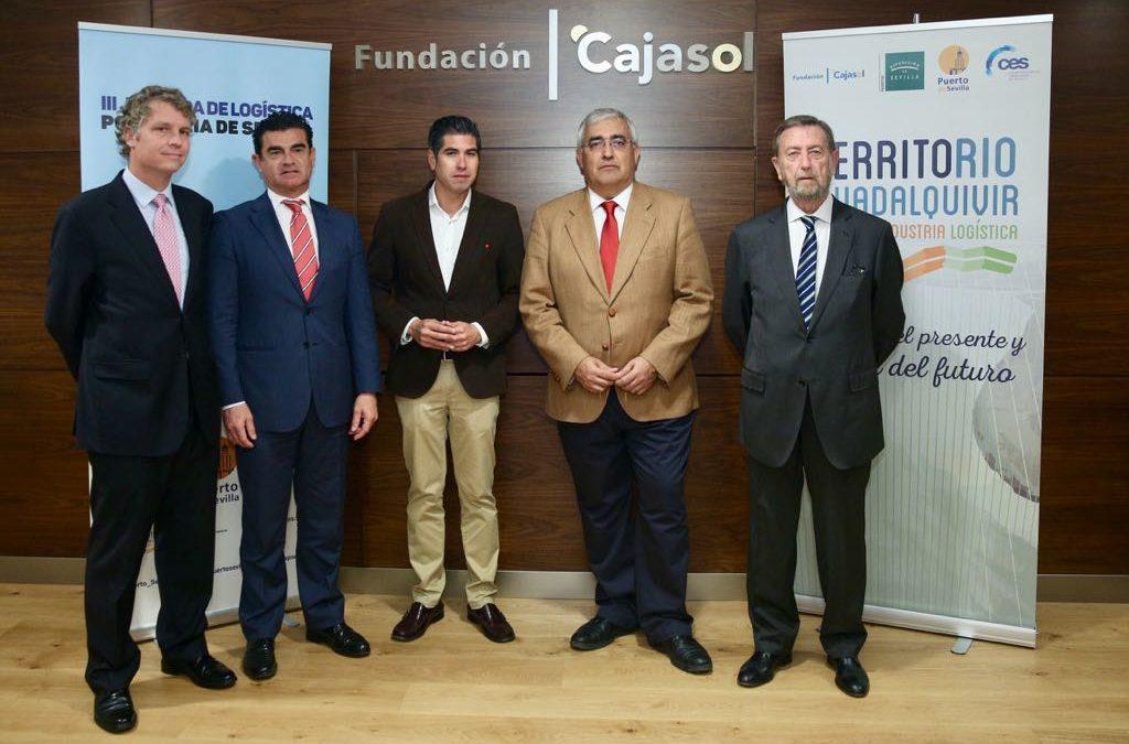 La tecnología y la innovación, ejes de la III Jornada de Logística Portuaria de Sevilla