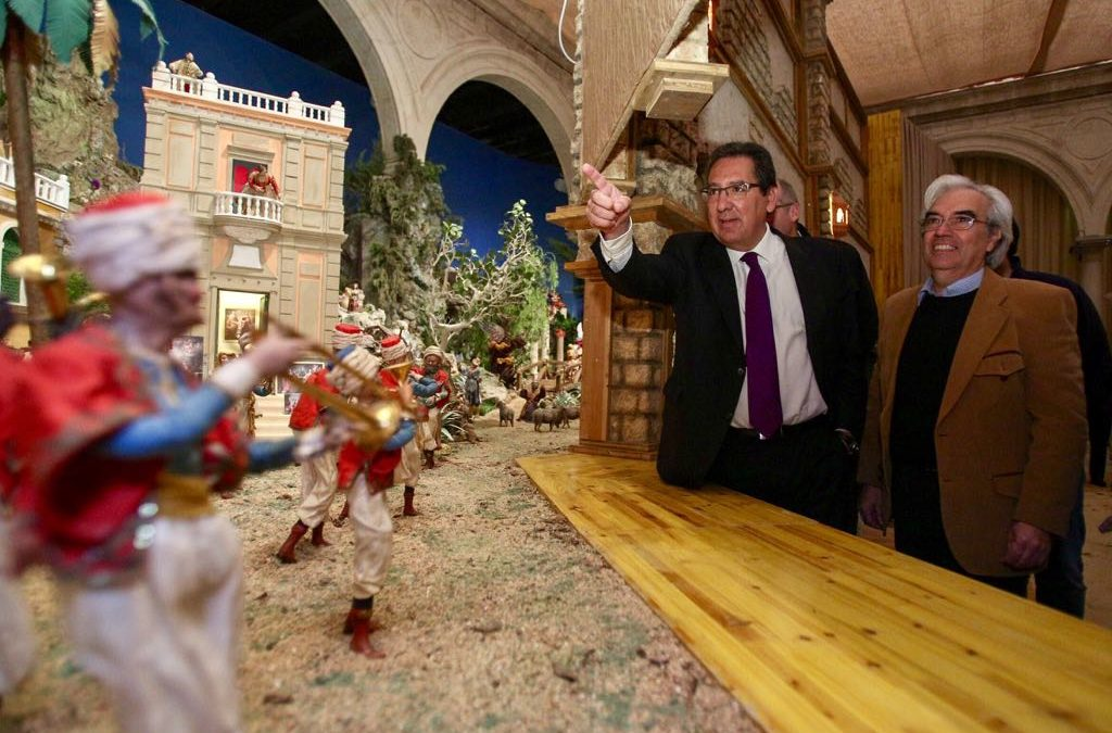 Los Gozos de Diciembre de la Fundación Cajasol hacen disfrutar a más de 289.000 personas