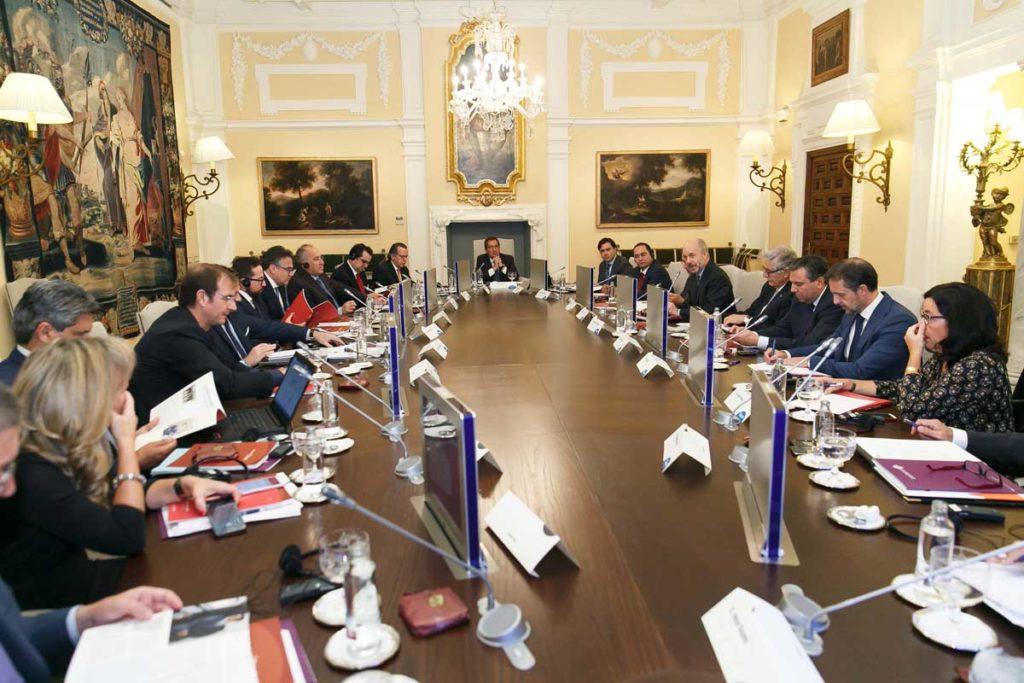 Reunión de trabajo de la Asamblea General de PIGNUS en la Fundación Cajasol