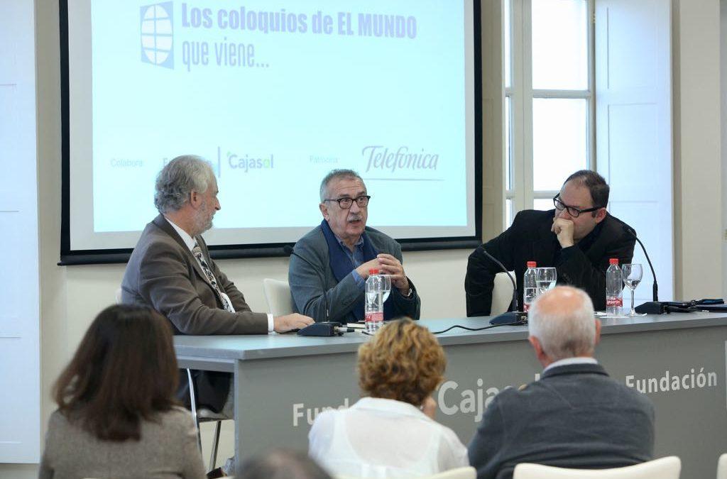 Reflexiones en torno al concepto de 'la ciudad caótica' en la Fundación Cajasol