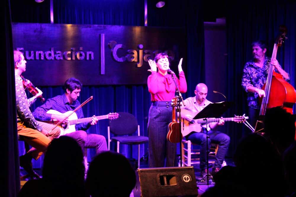 El II ciclo 'Jazz en La Cuarta' de la Fundación Cajasol en Huelva concluye con el concierto de 'Trés Bien'