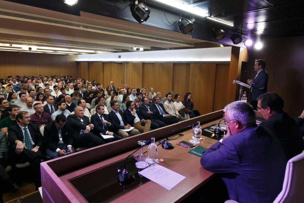 Conferencia inaugural de Juan Rallo en el Congreso de PIGNUS