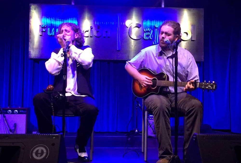 Cristóbal Oteros 'Pobas' trae aires de swing y blues al ciclo 'Jazz en la Cuarta' de la Fundación Cajasol en Huelva
