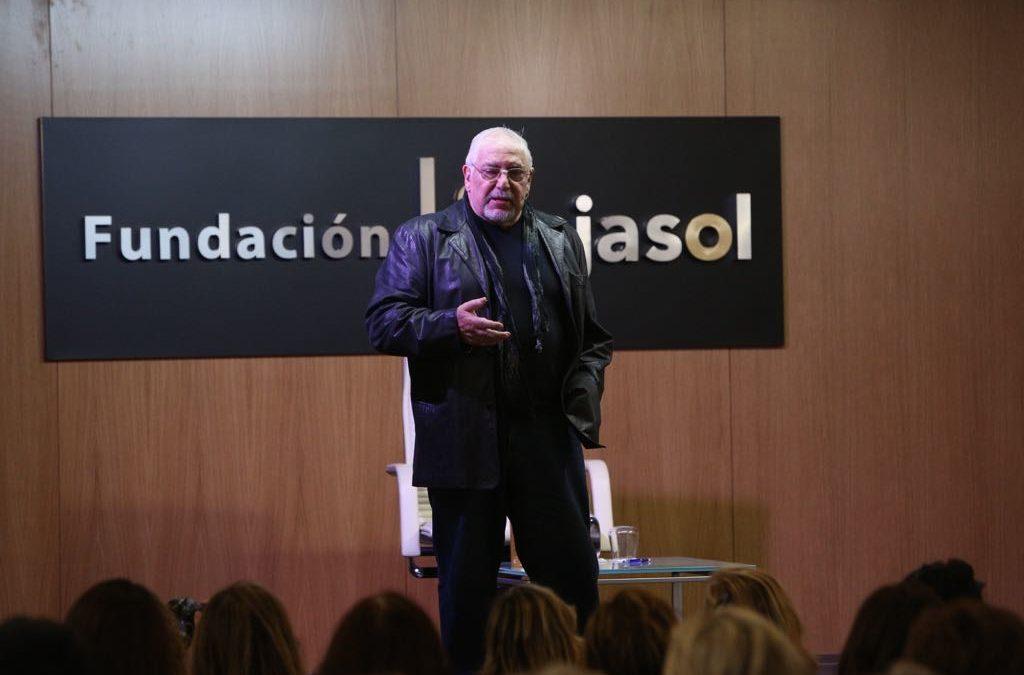Jorge Bucay presenta sus 'Cuentos clásicos para conocerse mejor' en la Fundación Cajasol
