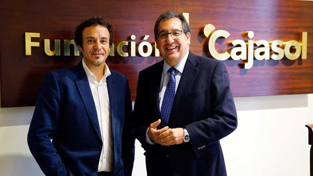 Reunión entre Fundación Cajasol y Ayuntamiento de Cádiz para consolidar sus acciones en común