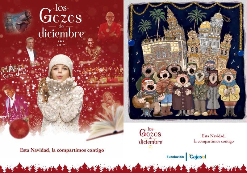 Los 'Gozos de Diciembre 2017' en la Fundación Cajasol: Esta Navidad, la compartimos contigo