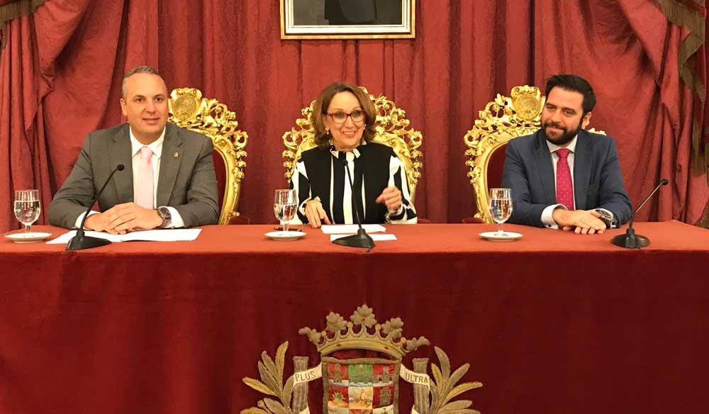 Rebeca Grynspan, secretaria general iberoamericana, cierra el ciclo de conferencias 'De Cádiz al Mundo'