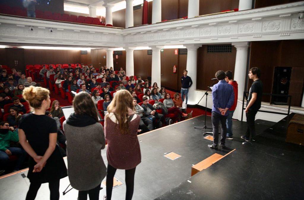 El Teatro Social de Blanca Marsillach deja su esencia en Andalucía de la mano de la Fundación Cajasol