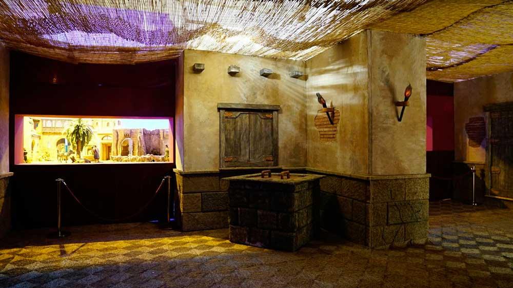 El Belén de la Fundación Cajasol abre unos 'Gozos de Diciembre' repletos de actividades culturales para estas Navidades en Cádiz