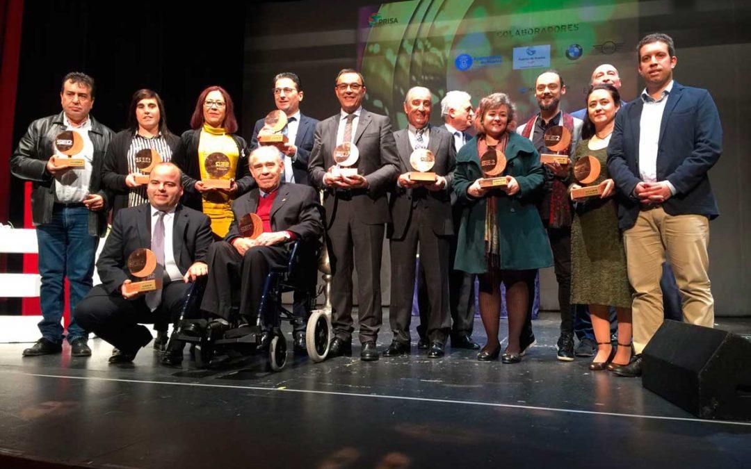 Entrega de la Uvas de la Ser 2017 en Huelva