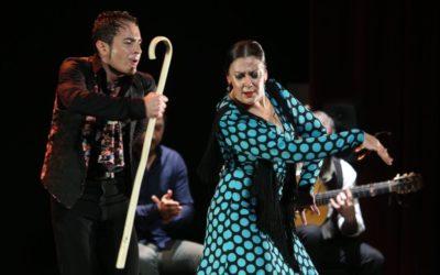 Asunción Pérez 'Choni' & David Pérez en 'De2': Por una parte 'olvidada' del flamenco, el baile de pareja