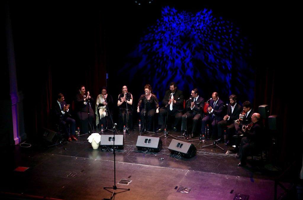 La zambomba flamenca de 'La Plazuela de Jerez' cierra el otoño de los 'Jueves Flamencos'
