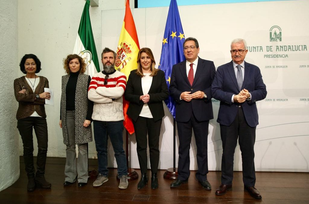 Presentación del documental 'Un ideal andaluz'