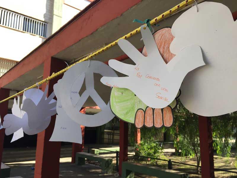 La Fundación Cajasol colabora en el encuentro para celebrar el Día de la Paz