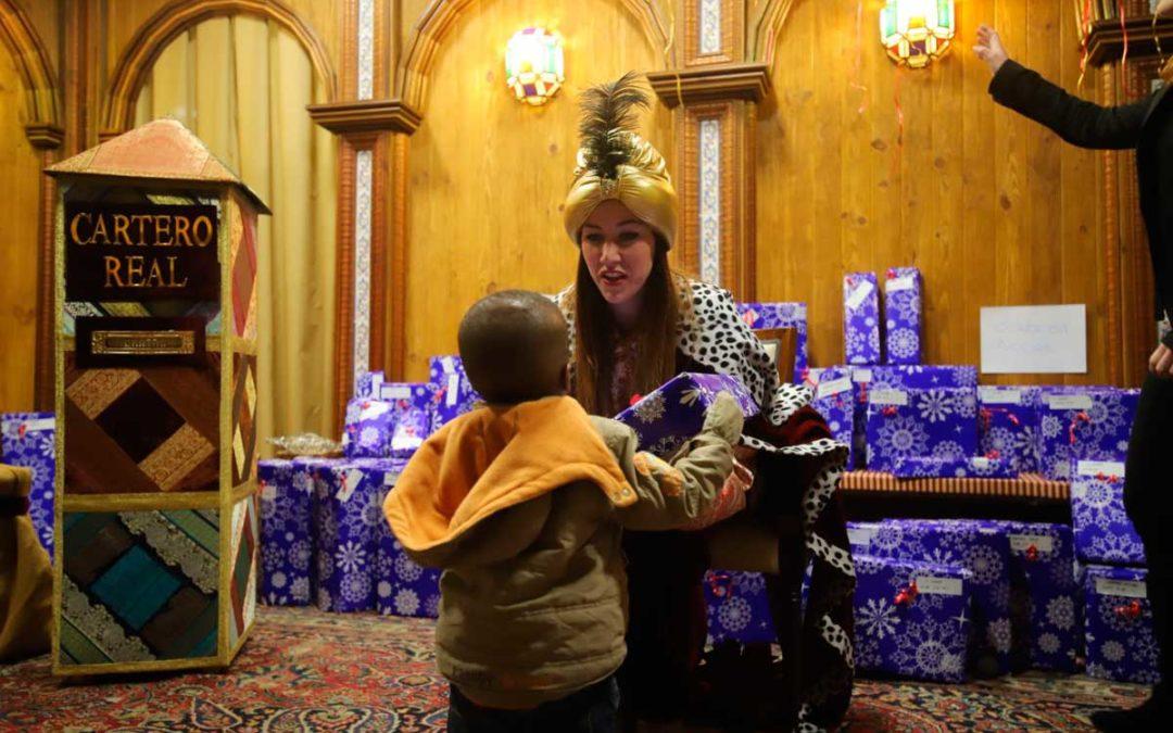 La campaña solidaria 'Un juguete, una ilusión' deja más de 150 regalos en la provincia de Córdoba