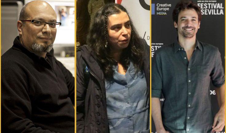 Protagonistas del ciclo 'Los oficios del cine' dedicado al montaje en el cine