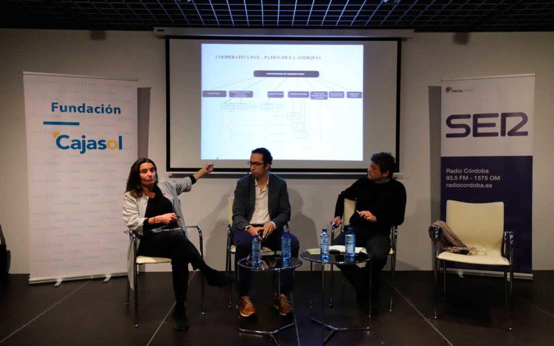 Reflexiones sobre el modelo actual de los Patios cordobeses en la Fundación Cajasol