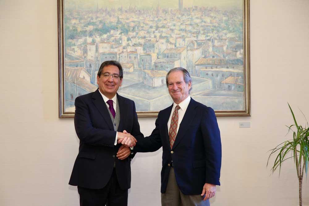 La Fundación Cajasol y la Funddatec, unidas para fomentar el modelo de Economía Social y Circular en Andalucía