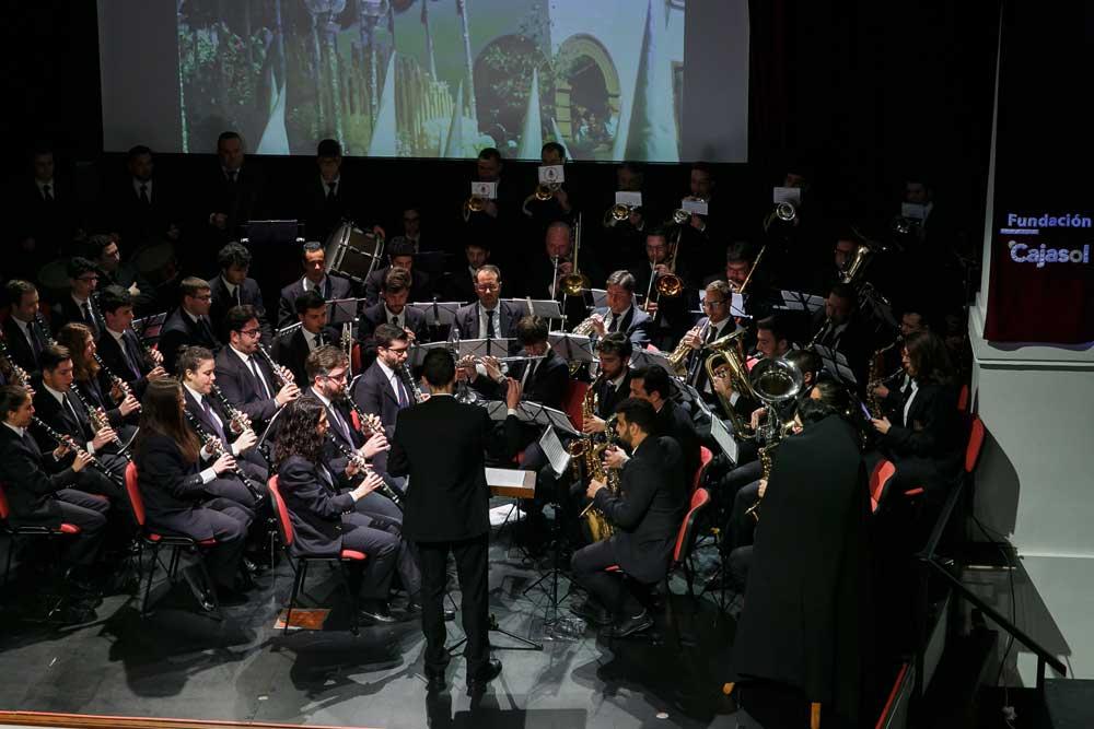 XII Gala Benéfica Gólgota en la Fundación Cajasol