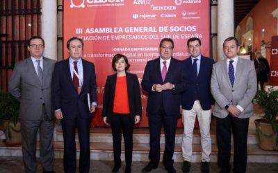 La transformación digital de la empresa andaluza, a debate en la Fundación Cajasol