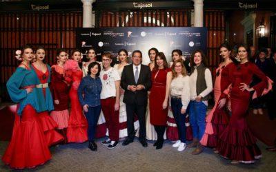 Desfiles de moda flamenca 'Emprende Lunares' 2018