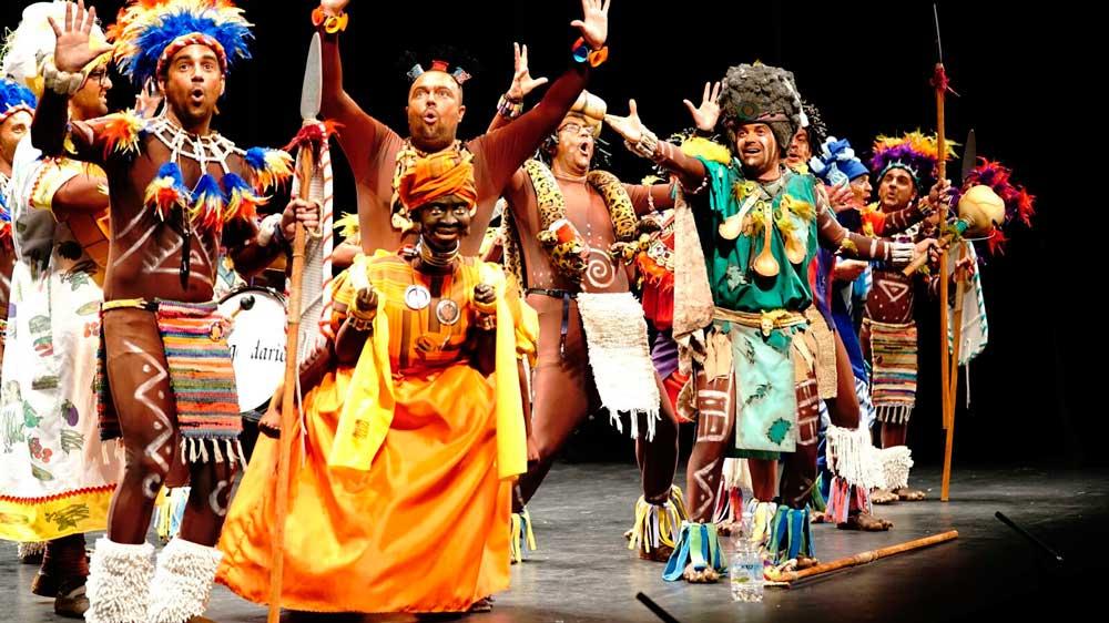 Gala de Carnaval en el Teatro Villamarta