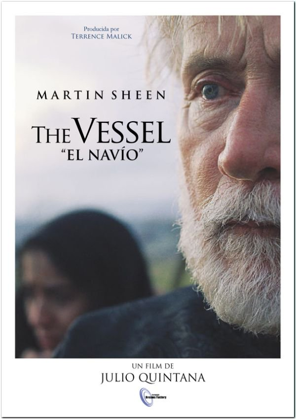 Carátula de la película 'The Vessel'