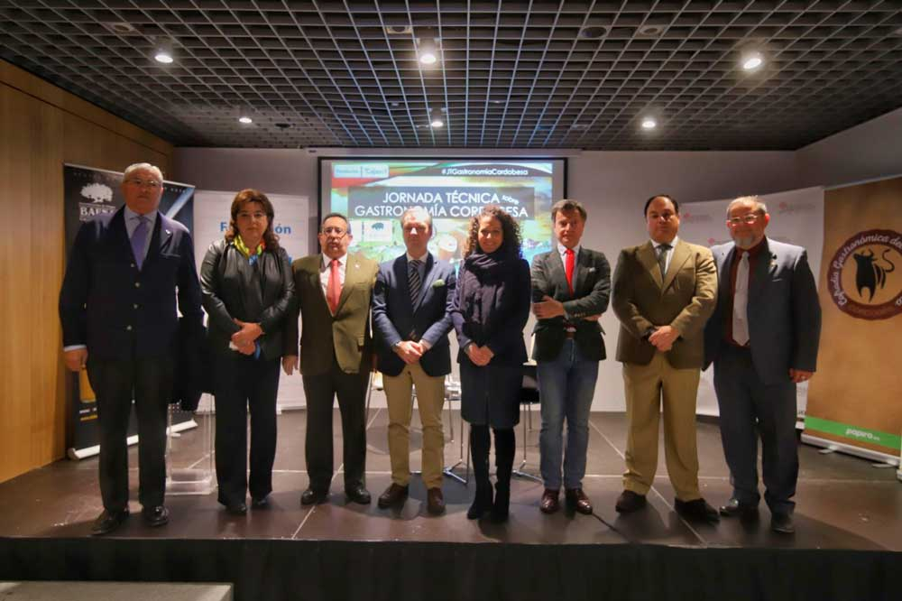 Jornada Técnica sobre Gastronomía Cordobesa en la Fundación Cajasol