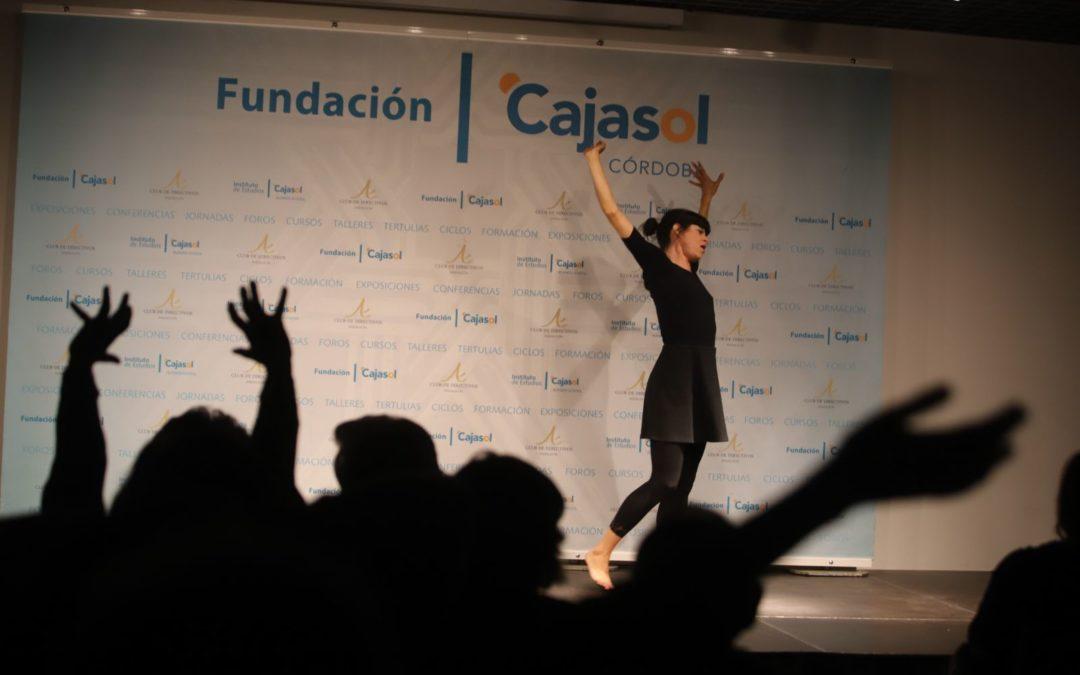 El ciclo 'Dilo Con teatro' se despide de Córdoba hasta junio