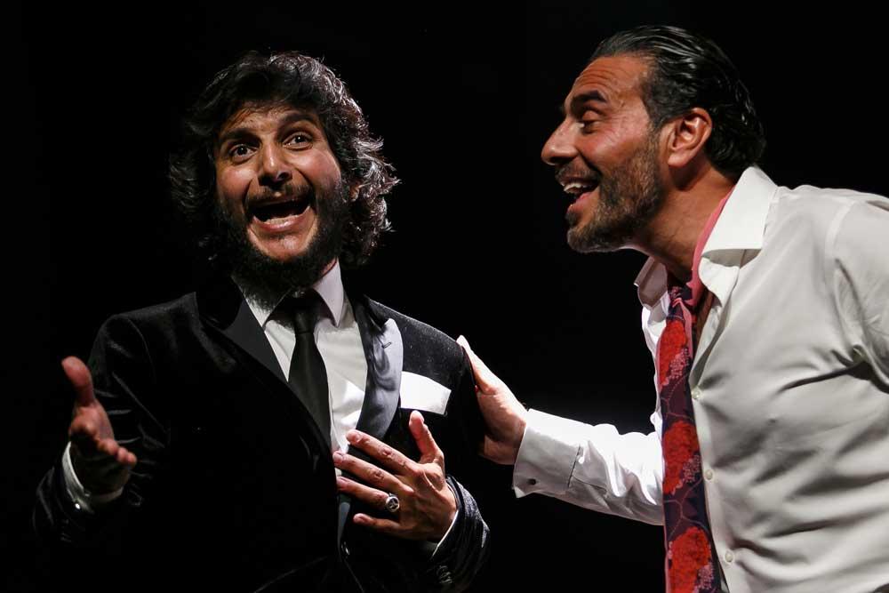 Antonio Reyes y Pedro 'El Granaíno' abren la primavera de los Jueves Flamencos