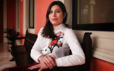 María José Pérez presenta su disco 'Trazos' en los Jueves Flamencos de la Fundación Cajasol