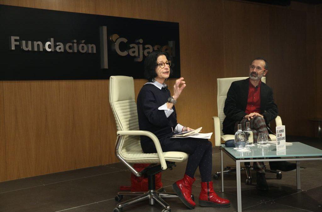Octavio Salazar presenta 'El hombre que no deberíamos ser' en Sevilla