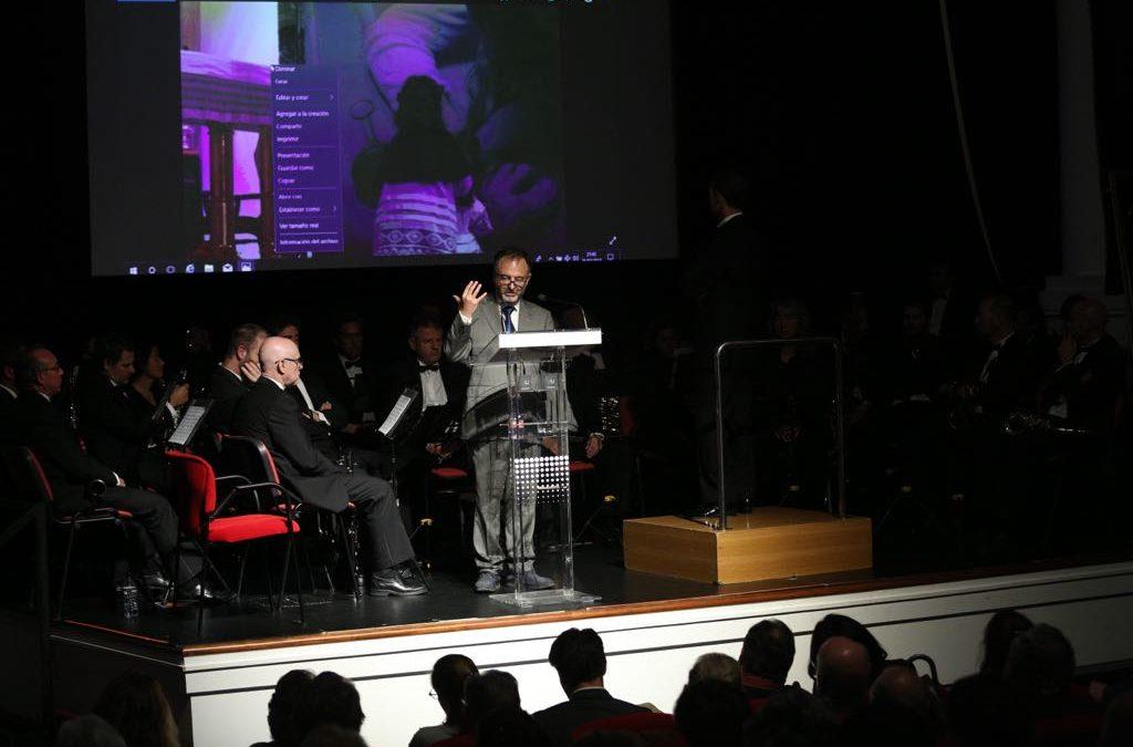 Proemio Cofradiero 2018 de la Hermandad del Museo a cargo de Fernando Gabardón