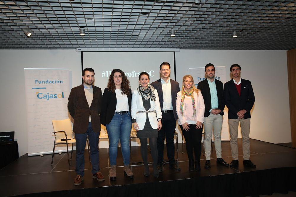 Córdoba estrena su I Foro Joven Cofrade en la Fundación Cajasol