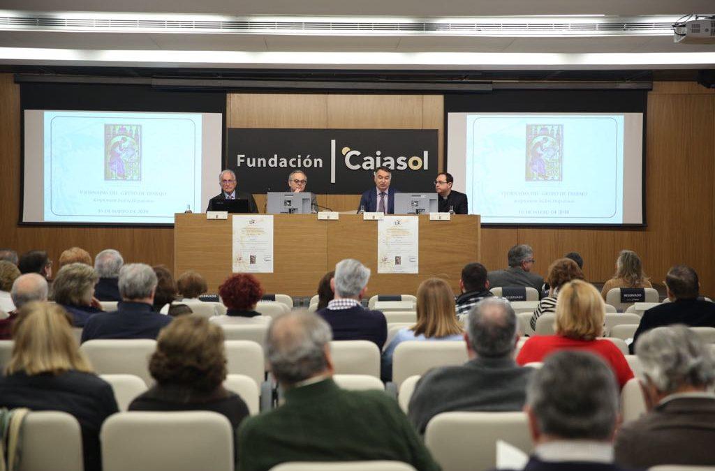 V Jornadas Scriptorium Isidori Hispalensis en la Fundación Cajasol