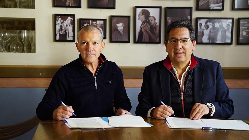 La Fundación Cajasol y la Fundación Lágrimas y Favores mantienen su compromiso de seguir trabajando por Málaga