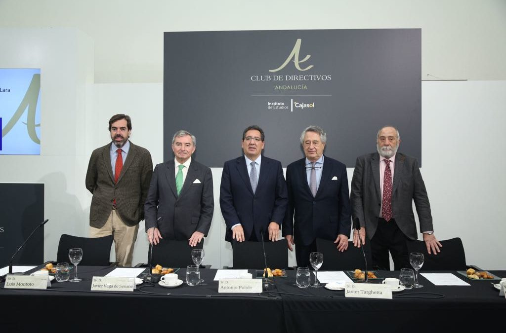 Desayuno-Coloquio del Club Directivos Andalucía con el Presidente del Círculo de Empresarios