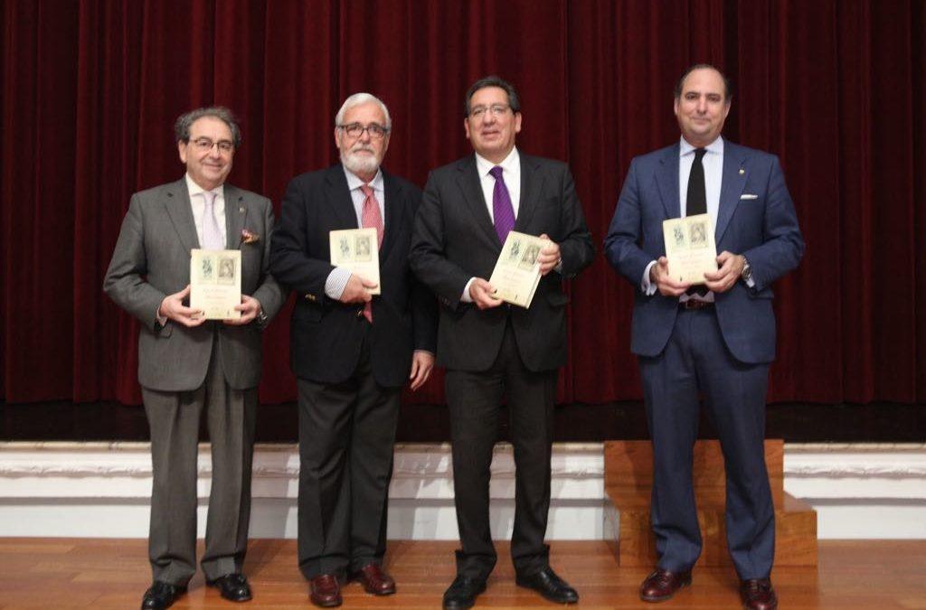 La Fundación Cajasol presenta el libro 'Gran Poder y Macarena'