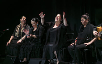 'Próxima parada' de Carmen Ledesma y Amador Rojas: 'Sevilla' y los Jueves Flamencos