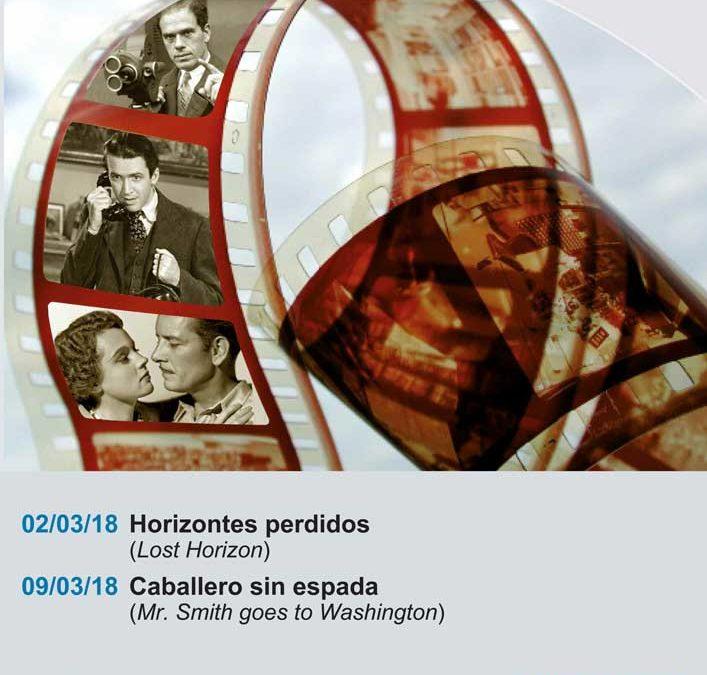 El director Frank Capra, eje del ciclo de cine de marzo en la Fundación Cajasol