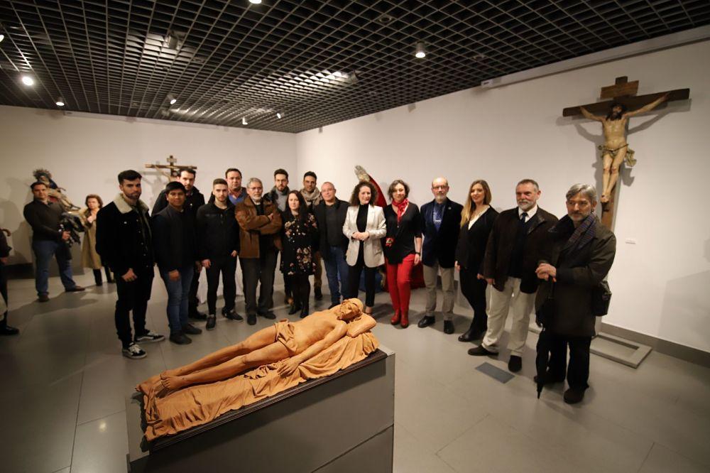 Exposición sobre 'Imaginería Escultórica', en Córdoba hasta el 31 de marzo