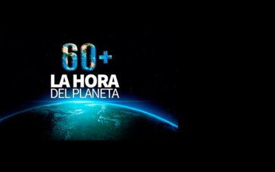 La Fundación Cajasol vuelve a sumarse a 'La Hora del Planeta'