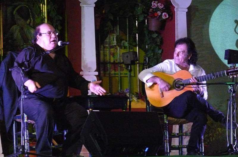 Marcelo Sousa repasa sus 50 años en el mundo del flamenco en Huelva